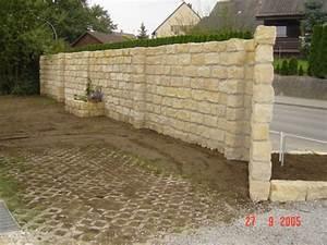 Sichtschutz Mauer Naturstein : maschendrahtzaun sichtschutz die neueste innovation der ~ Michelbontemps.com Haus und Dekorationen