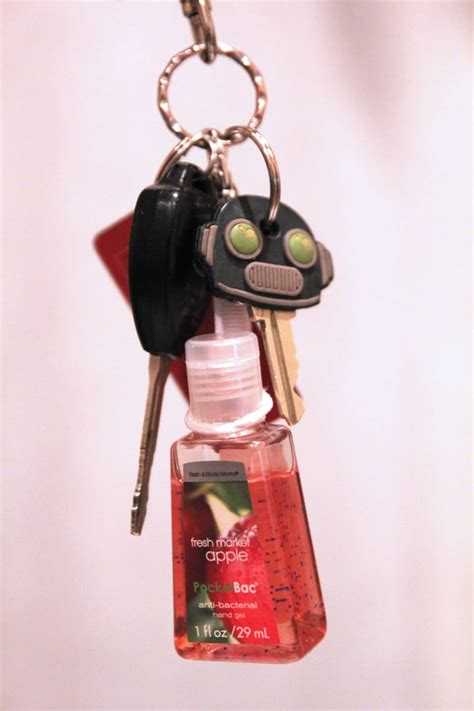 clean crafts diy hand sanitizer jackets