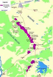 Www Lacentrale Fr Cote : le vignoble c tes de meuse lorraine r gions vins vignesvignerons ~ Gottalentnigeria.com Avis de Voitures