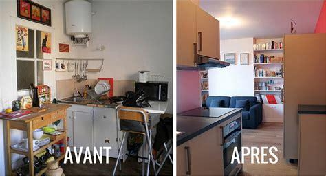 renovation cuisine bois avant apres dossier la rénovation de la cuisine
