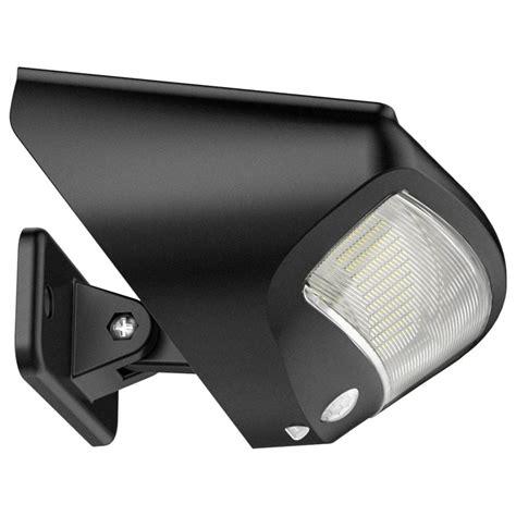 adjustable angle solar 36 led bright motion sensor wall