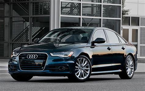 2014 Audi A6 Review