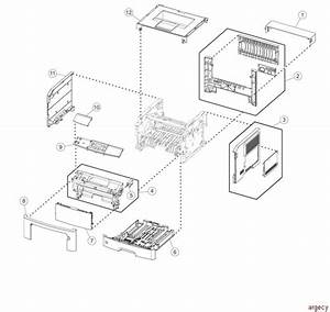 Dell 2335dn Parts Manual