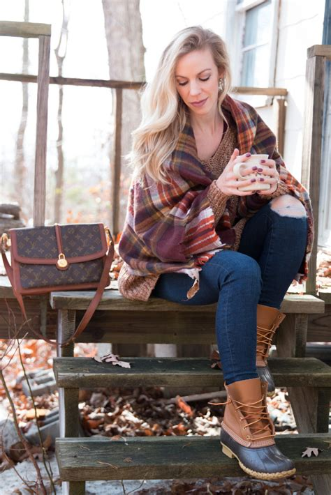 Fall Outfit Inspiration How to Style Blanket Scarves u0026 Where to Shop for Them