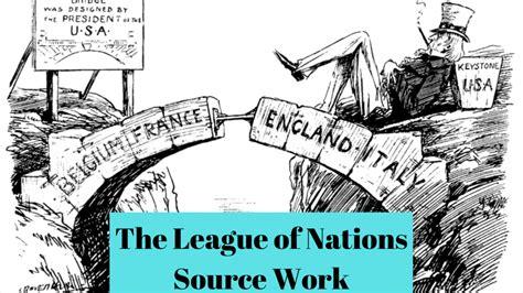 The Treaty Of Versailles Source Work Cunning History Teacher