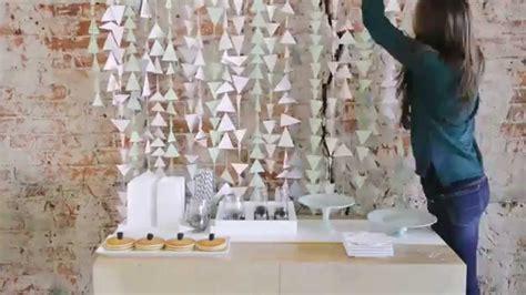 diy bridal shower decoration ideas video mywedding com