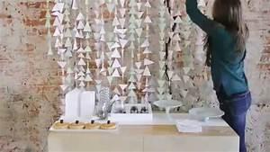 DIY Bridal Shower Decoration Ideas Video - mywedding com