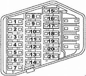 Audi A4 Engine Bay Fuse Box : audi a6 c4 1994 1997 fuse box diagram auto genius ~ A.2002-acura-tl-radio.info Haus und Dekorationen