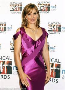 Strictly Come Dancing judge Darcey Bussell under the ...