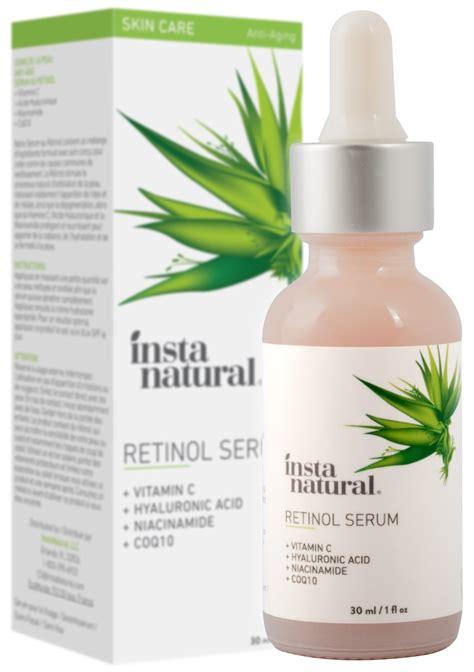 Amazon.com: InstaNatural Vitamin C Serum with Hyaluronic