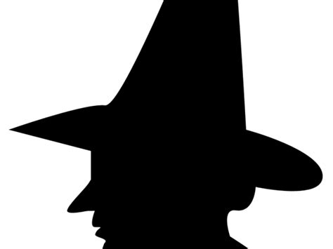 witch clipart profile witch profile transparent