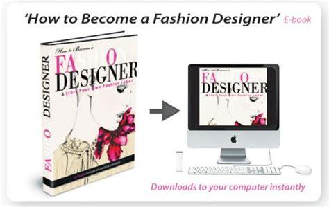 fashion design books how to become a fashion designer book pdf free