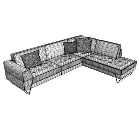 canape sofa roche bobois satelis canape sofa and armchair free 3d
