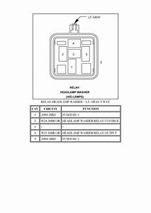 2006 Chrysler 300 Fuse Box And Relay Diagram