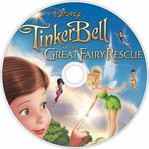 Tinker Bell And The Great Fairy Rescue Movie Fanart