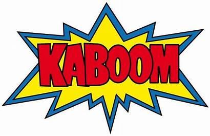 Plaquinhas Kaboom