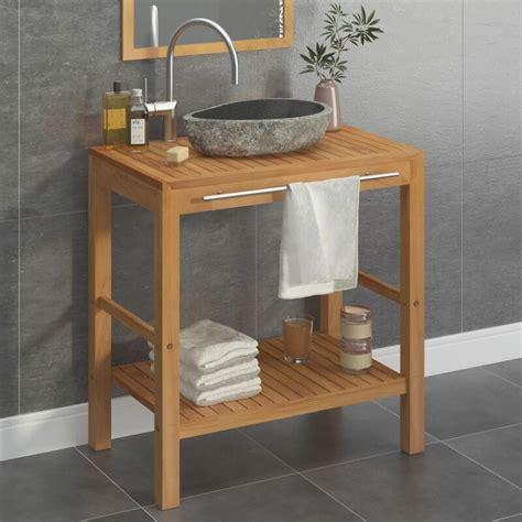 Badmöbel set 60 cm waschtisch waschbecken mit unterschrank. Waschtisch Bodenstehend Holz : Kaufberatung Waschbecken Unterschrank Emero Life / Dies ist der ...