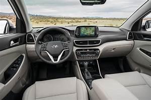2019 Hyundai Tucson Dashboard 03