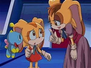 Vanilla the Rabbit - Sonic Retro