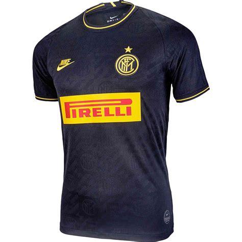 Nike Inter Milan 3rd Jersey - 2019/20 - SoccerPro