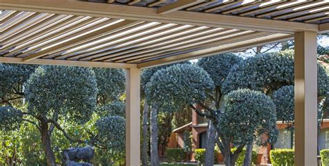 pergola alu bioclimatique wallis outdoor 174 pergola alu