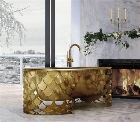 Koi  Original Design Bathtub By Maison Valentina  Deco Niche
