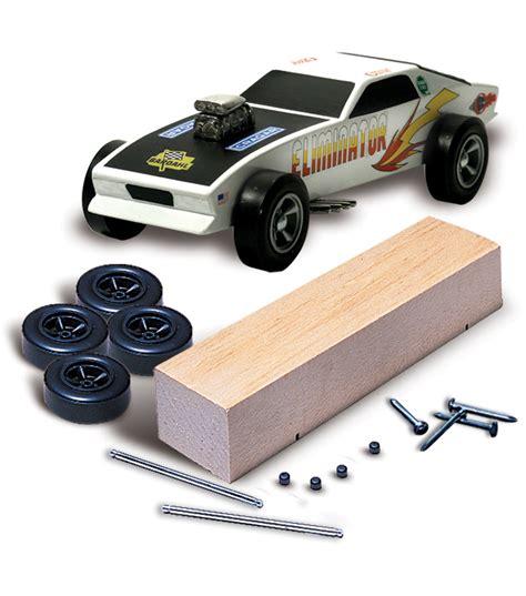 Pinewood Derby pinewood derby car kit basic joann