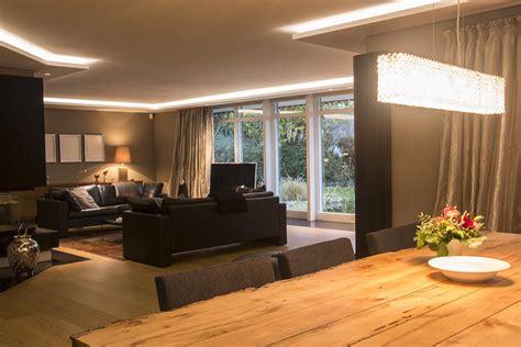 licht wohnzimmer lichtplanung mit designer leuchten