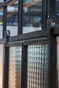 Porte De Placard Style Verriere : porte coulissante verriere atelier oq53 jornalagora ~ Nature-et-papiers.com Idées de Décoration