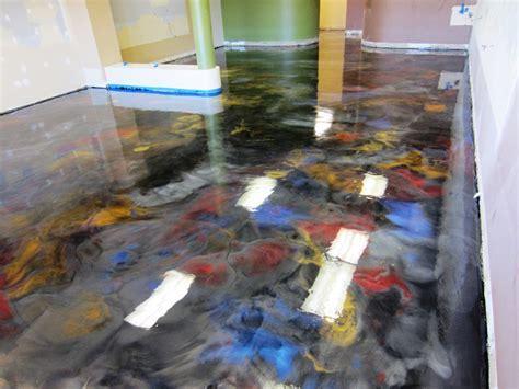 Epoxy Flooring: Epoxy Flooring In Bathroom