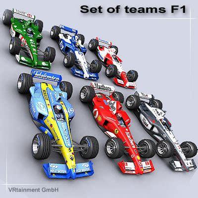 Ferrari F1 3D Model » ALLDAY - народный сайт о дизайне