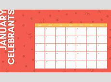 Customize 32+ Birthday Calendar templates online Canva
