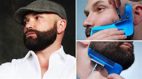beard bro beard shaping tool gearnova