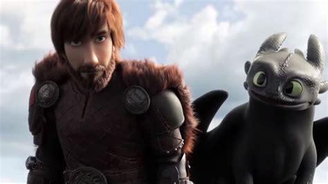Lanzan Trailer De Cómo Entrenar A Tu Dragón 3  Tele 13