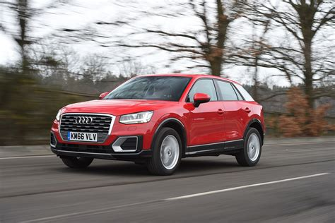 Smallest Suv by New Audi Q2 Review Is Audi S Smallest Suv Worthy Of The