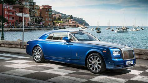2017 Rolls-royce Phantom Coupe