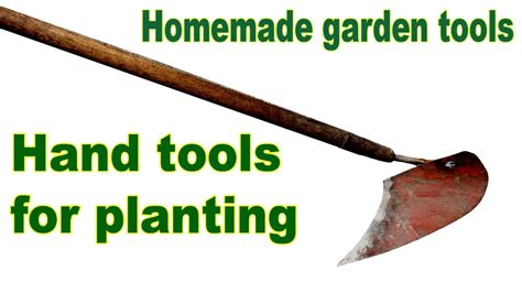 tools for planting hand tools for planting youtube