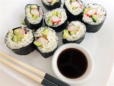 ca cuisine california sushi rolls 39 s lounge