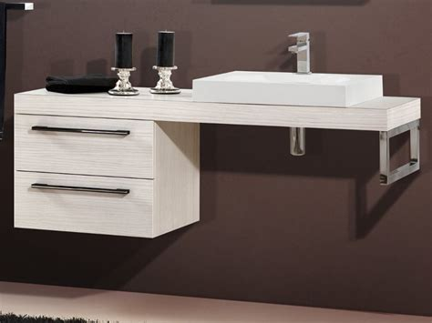 waschtischplatte mit unterschrank design waschplatz mit