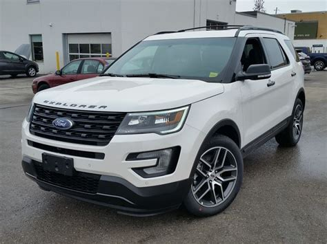 2017 Ford Explorer Sport by 2017 Ford Explorer Sport Port Perry Ontario New Car For