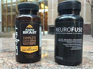 Alpha Brain Vs Neurofuse  Which Stack Wins