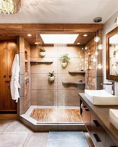 Wooden, Bathroom, Ideas, 2
