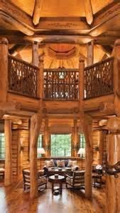 beautiful log home lottery winnings list - Beautiful Log Home Interiors
