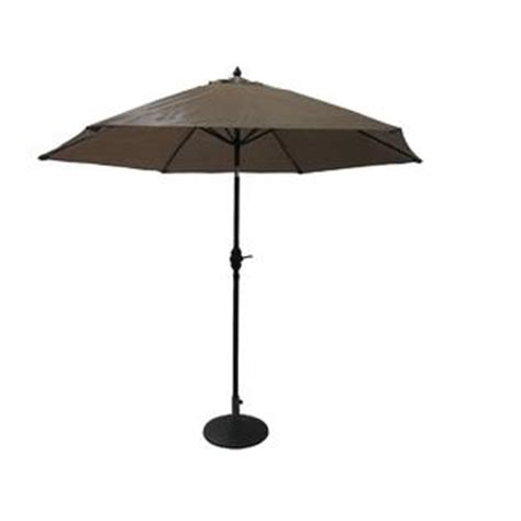 jaclyn smith brookner 9ft umbrella outdoor living