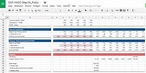 Free Cash Flow Berechnen : unternehmensbewertung mit excel unternehmenswert bestimmen ~ Themetempest.com Abrechnung