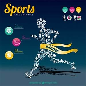 sports infographics templates - sports vectors 5 300 free files in ai eps format