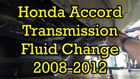 service manual how to change transmission fluid 2012 automatic transmission fluid drain and fill youtube autos post