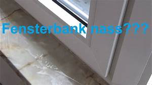 Wasser Am Fenster : wassereinbruch am fenster ablauf fensterrahmen reinigen wasserablauf s ubern youtube ~ Eleganceandgraceweddings.com Haus und Dekorationen