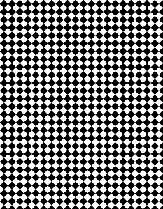 A simple free chequered seamless diamond pattern – Vector ...