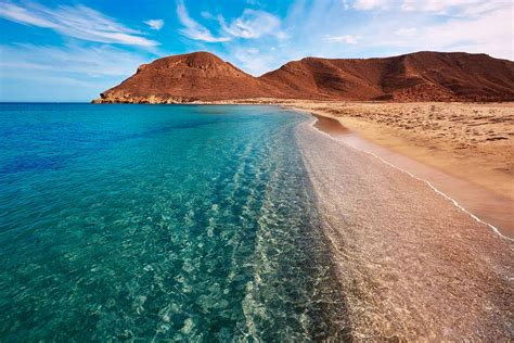 andalucia beaches beach costa perfect